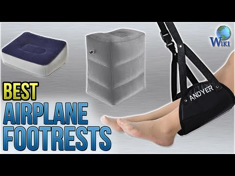 9 Best Airplane Footrests 2018