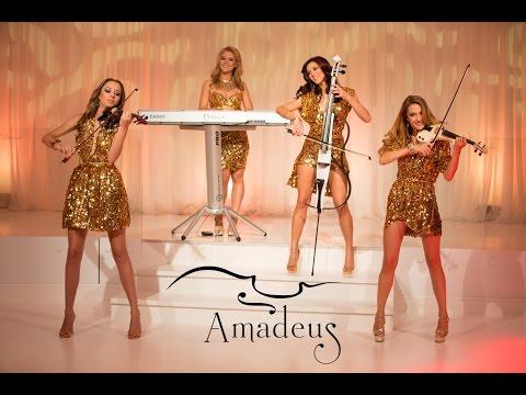 Amadeus Electric Quartet - Carmen  (Habanera)