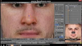 PART 1: For Semi-Newbie; Semi-Pro; Semi Novice Cyberface editing (NBA 2k14)