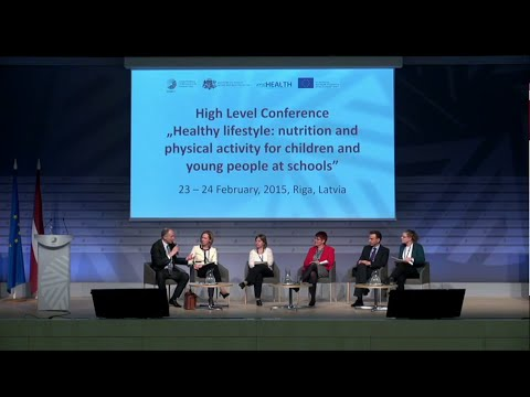 Panel II - The role of the school food policy in promoting healthy lifestyle