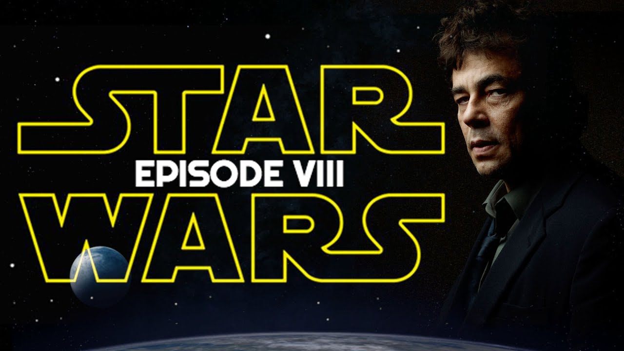 Image result for benicio del toro star wars