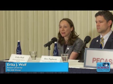 PECASE Roundtable - The Science Coalition