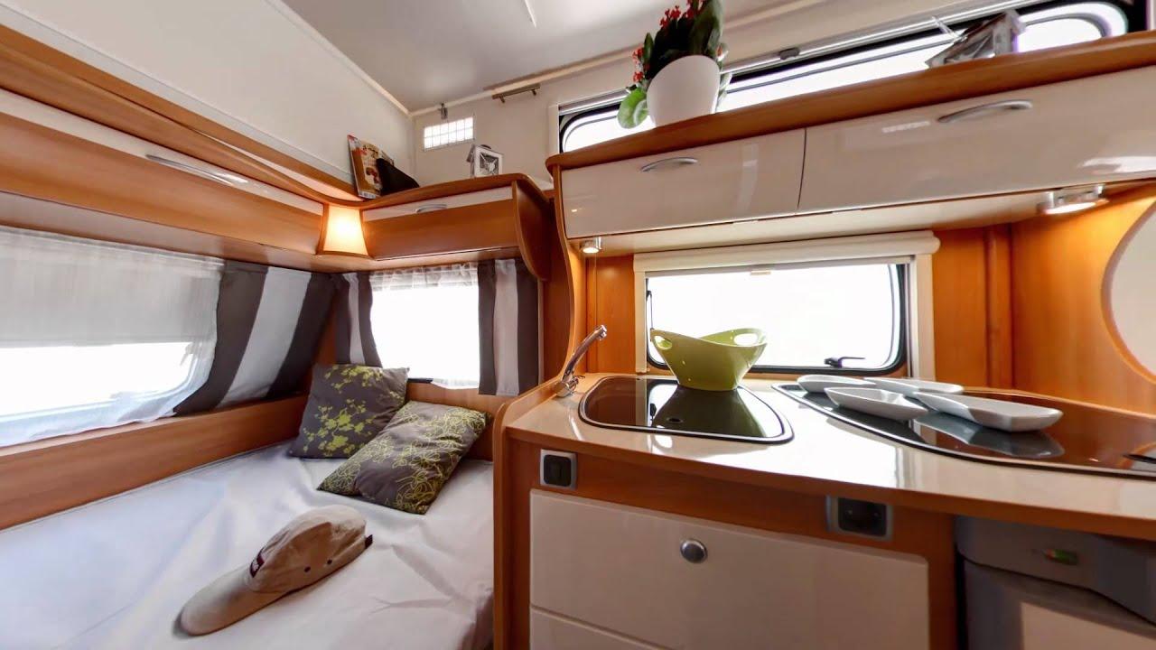 visite 360 de la caravane surbaiss e silver 430 trigano youtube. Black Bedroom Furniture Sets. Home Design Ideas