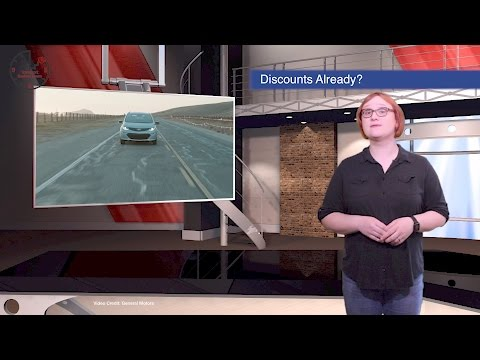 Bolt EV Discounts, Musk Drives Model 3, Full-size Hyperloop Pods - T.E.N. Future Car News 3/24/17