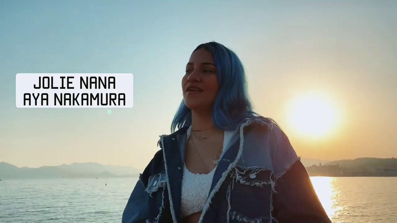 Jolie Nana - Aya Nakamura X My Salsa - Franglish X Grand Bain - Dadju & Ninho Mashup Cover Eva Guess