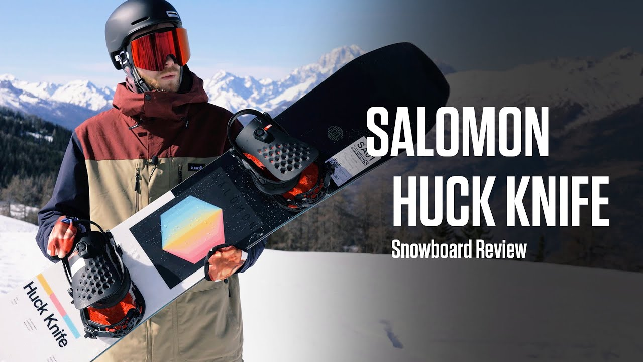 Salomon Huck Knife Snowboard Review 2018 Board Archive