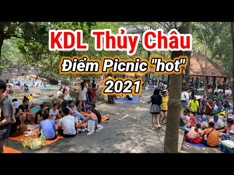 KDL Sinh Thái Thủy Châu, Bình Dương điểm Picnic Hot 2021