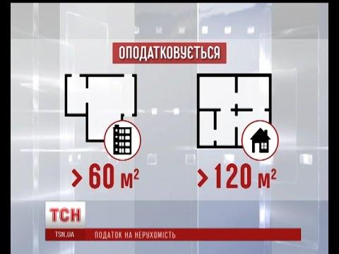 В Украине начинает действовать новый налог на недвижимость