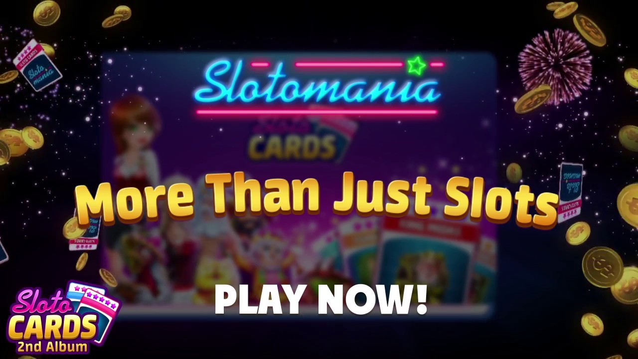 Slotomania - SlotoCards... They're Back! - YouTube