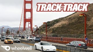 homepage tile video photo for Track to Track:  Car Cruise From Weathertech Raceway to Sonoma Raceway