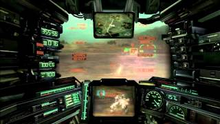 Steel Battalion Line of Contact Xlink Kai ScareFace II vs Garpike