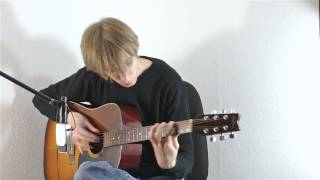Holding The Severed Self - Kaki King (Cover)