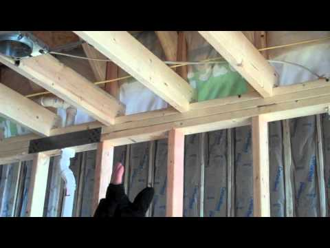 Energy Star Home - Pre-drywall Inspection (Thermal Bypass Check)