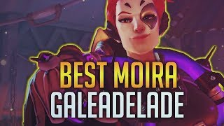 GALE IS THE RANK 1 MOIRA PLAYER! - BEST MOIRA GAMEPLAY EVER
