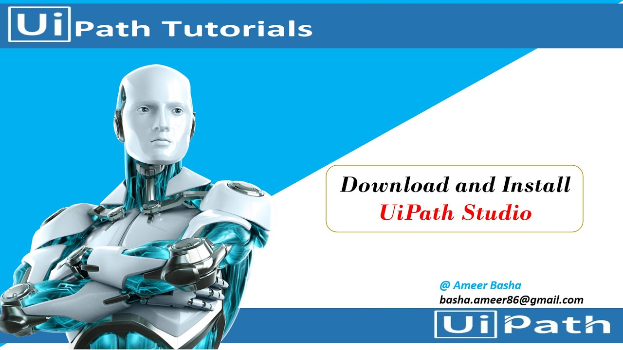 (Learn UiPath) Day 2 : Download and Install UiPath Studio