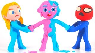 Is Tommy Pink Or Blue? 💕 Cartoons For Kids