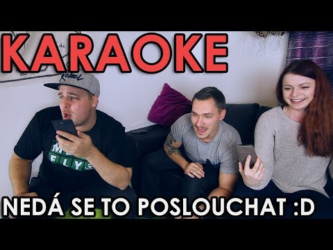 KARAOKE i s Marťou + That´s you (video jde pouze na PC)