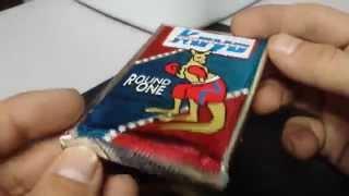Kayo Boxing Card Pack Opening
