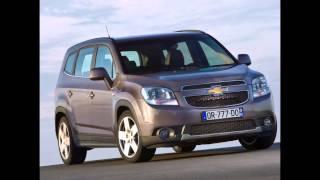 Chevrolet Orlando, I поколение, 2010