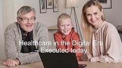 Digital Health Nordic 2018 / Simo Leisti / Fujitsu Finland