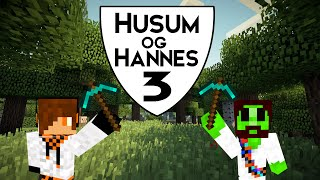[Husum&Hannes] Minecraft Lets play - Afsnit 3