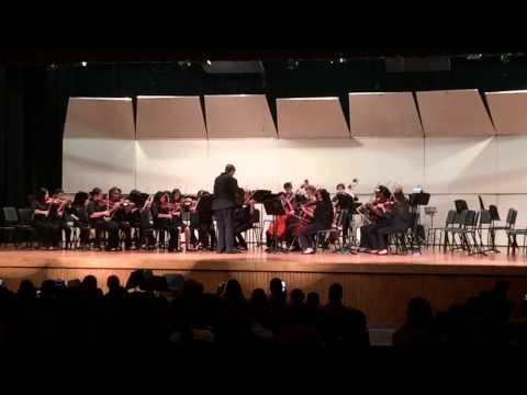 Beverly Hills Intermediate School Orchestra