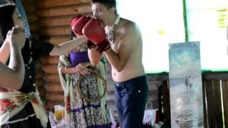 Ситцевая свадьба Степашек