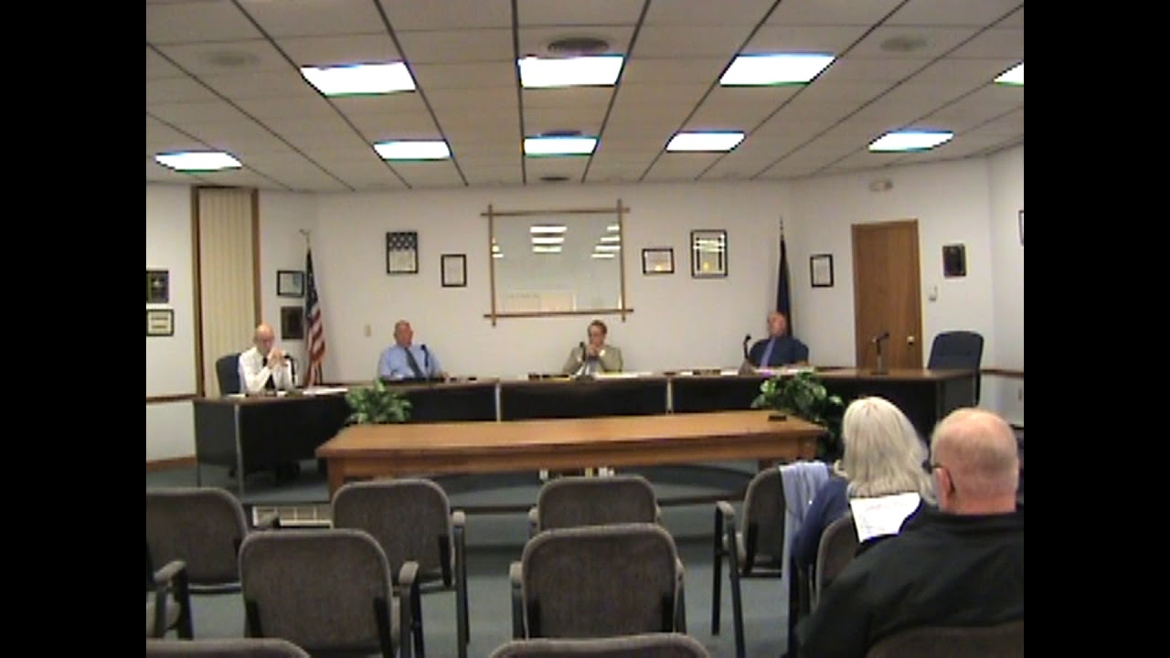 Rouses Point Village Board Meeting  4-21-19