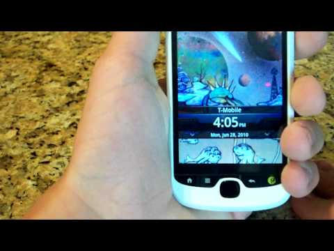 htc mytouch 3g slide review PART1