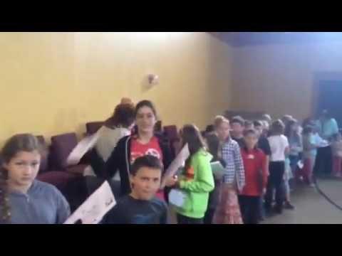 Testimonial from Bloom Carroll Intermediate School