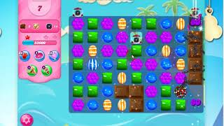Candy Crush Saga Level 3285 -16 Moves- No Boosters
