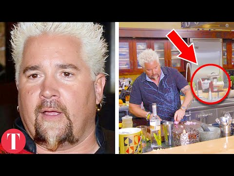 10 Reasons That Prove Food Network Shows Are Actually FAKE