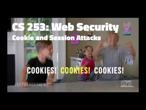 Web Security - Lecture 03 - Session Attacks