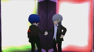 Persona Q: Shadow of the Labyrinth- Persona 4 Side Ending
