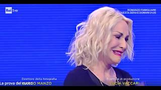 ANTONELLA CLERICI PIANGE IN DIRETTA TV - VIDEO