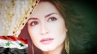 رشا رزق تغني لسوريا_رح تخلص الحرب|Rasha Rizk