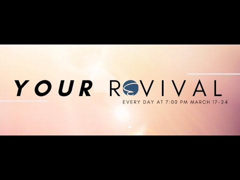 Your Revival – Wayne Huntley