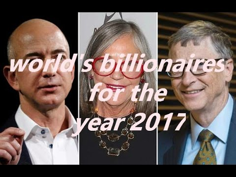 Top 30 Richest people on Earth