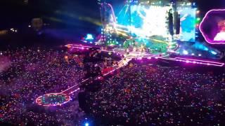 Coldplay 03/07/2017 Milano San Siro 4K UHD