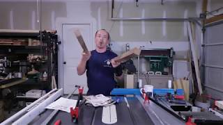 Watch This BEFORE Buying Panel Clamps!!  There's a Better Way to Glue Up Panels!