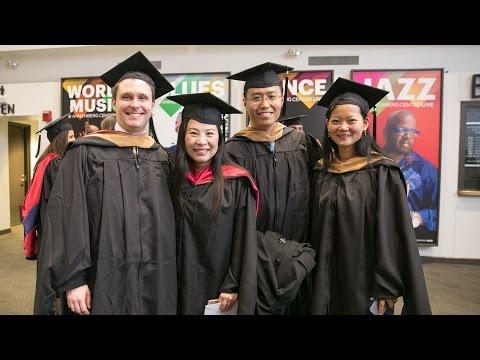 Wharton MBA for Executives Philadelphia Graduation Ceremony 2017