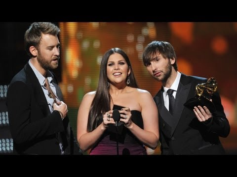 2012 Country Grammy Winners