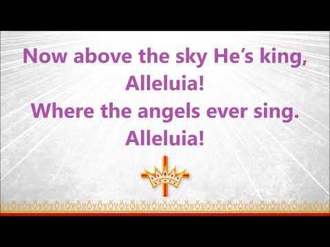 457 Jesus Christ Is Risen Today