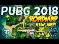 PUBG ROADMAP 2018 - NEW MAP, Gun, Game Mode, Emotes …