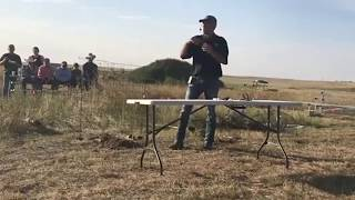 Wyoming State Trappers Association Rendezvous.