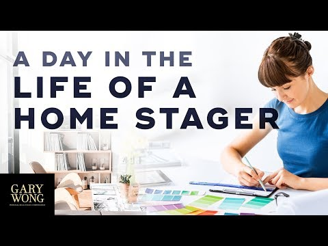 A Day In The Life Of A Home Stager