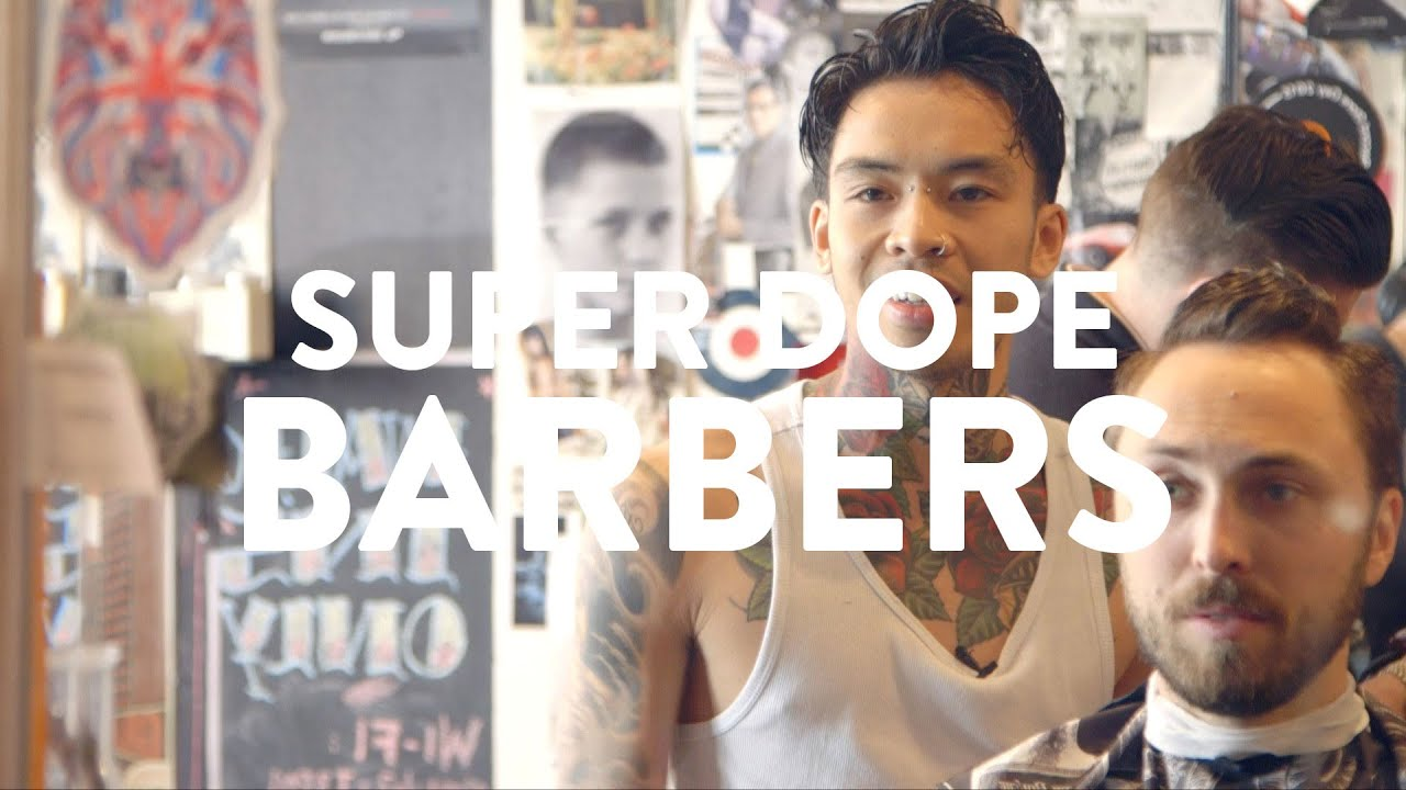 Best Haircuts In London Wacky Barber Soho Whats Good London