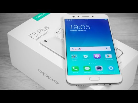 Thumbnail: OPPO F3 Plus (Dual Selfie Camera | Sony IMX 398 | Snapdragon 653) - Unboxing & Hands On!