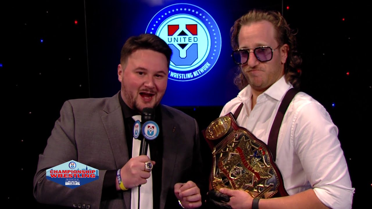 Download Championship Wrestling Presented by West Coast Pro Wrestling - Airdate March 6, 2021