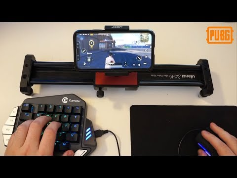 5 UNIQUE SMARTPHONE GADGETS + PUBG MOBILE KEYBOARD ▶